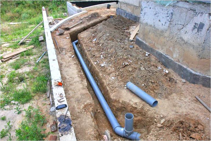 Ошибки при монтаже канализации